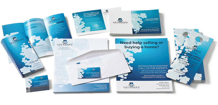 Full Color Business Printing Marketing Materials